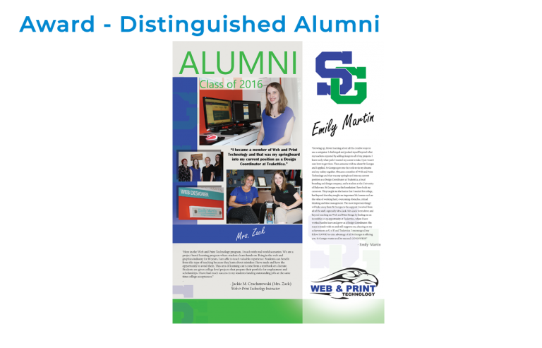 St Georges Technical High School – Distinguished Alumni
